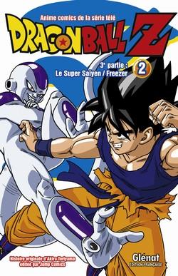 DBZ Anime Comics Ronda 3 Tomo 1