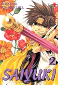 Cover : Gensômaden Saiyuki